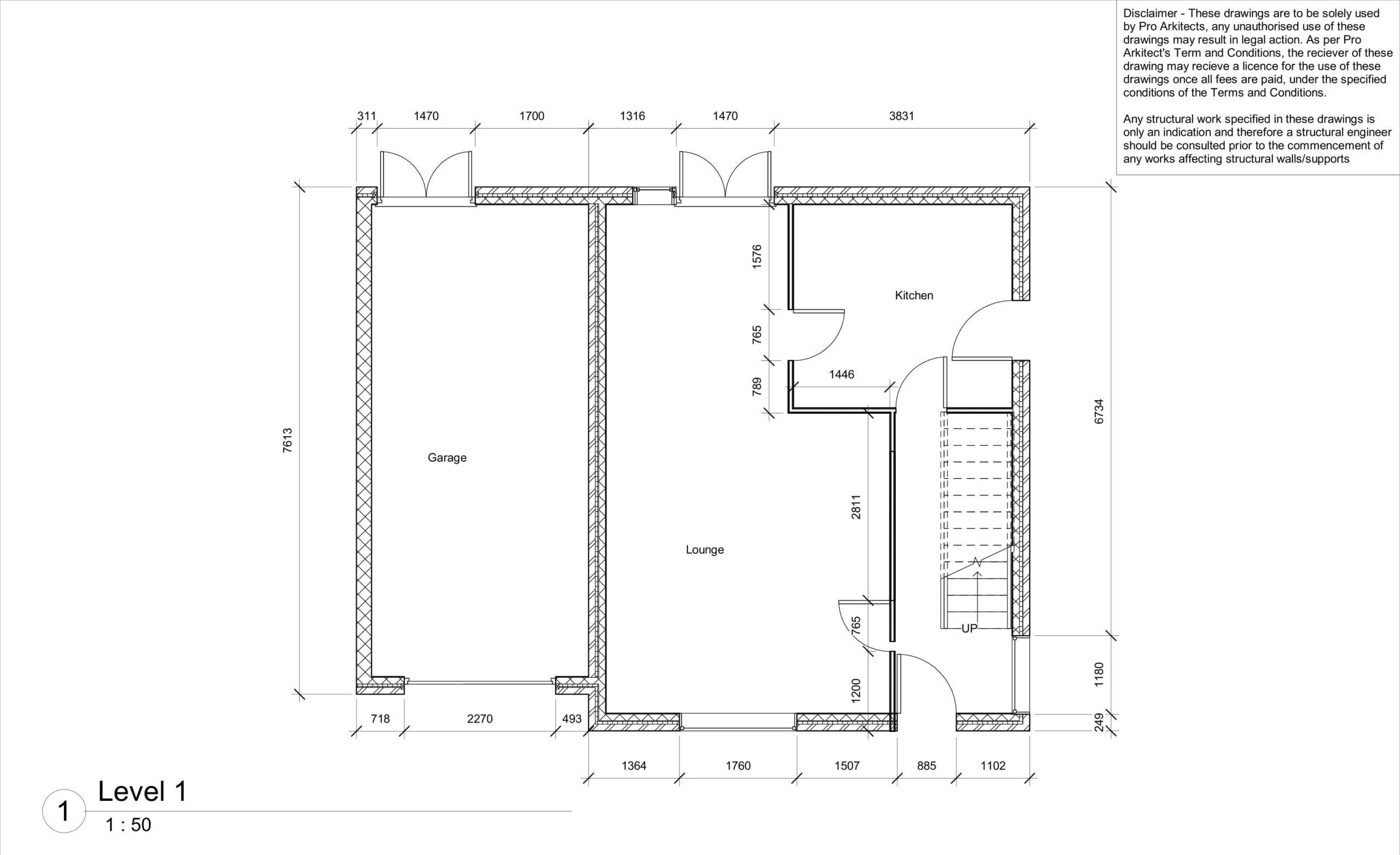 Ashford Road, Canterbury – Side Extension