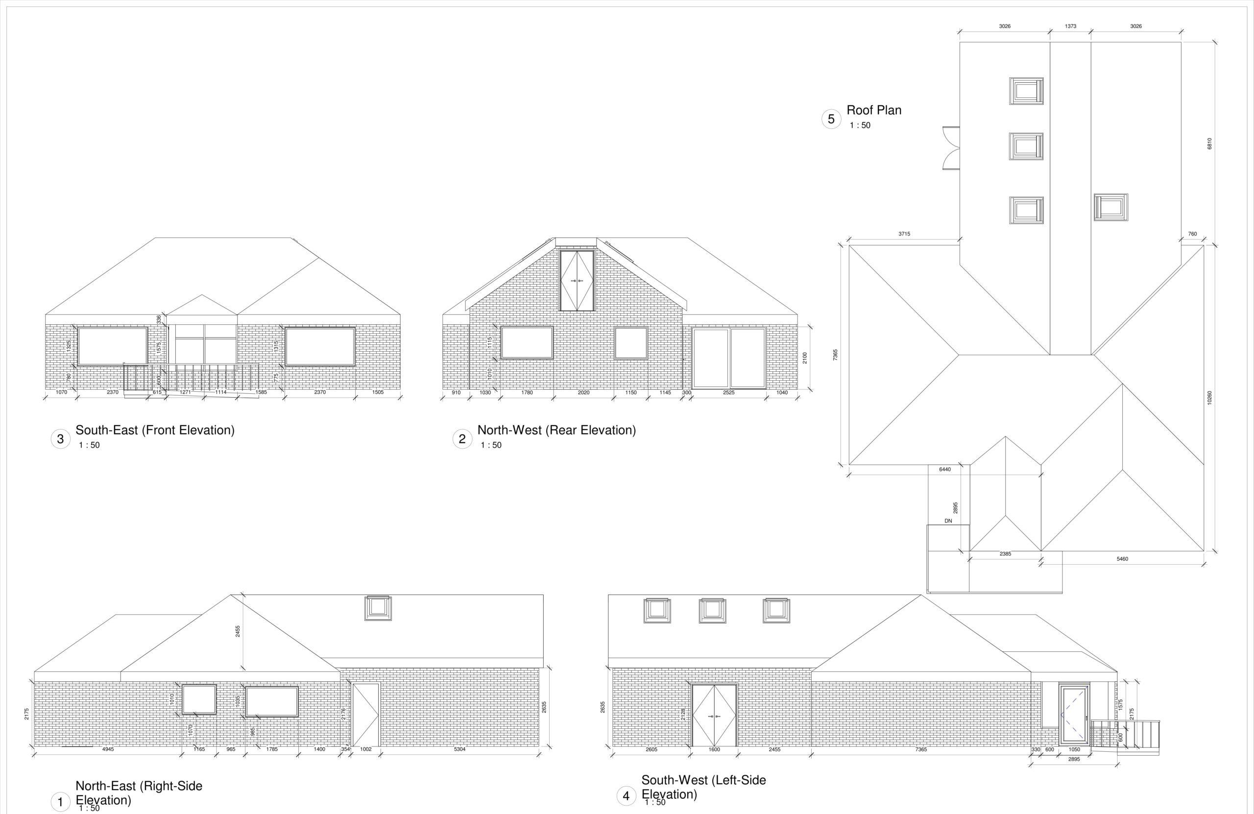 Canterbury Road, Ashford – Front Porch Extension
