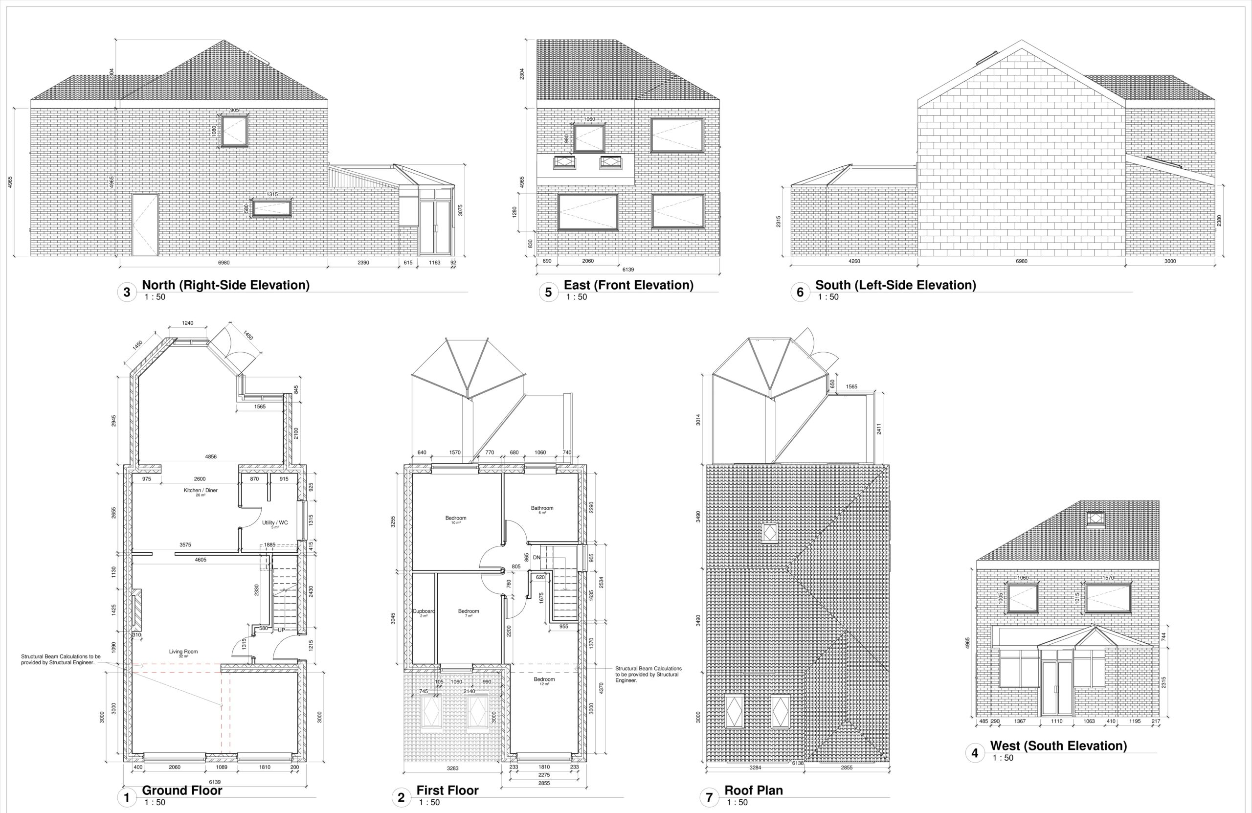 Lunsford Lane, Aylesford – Front Extension