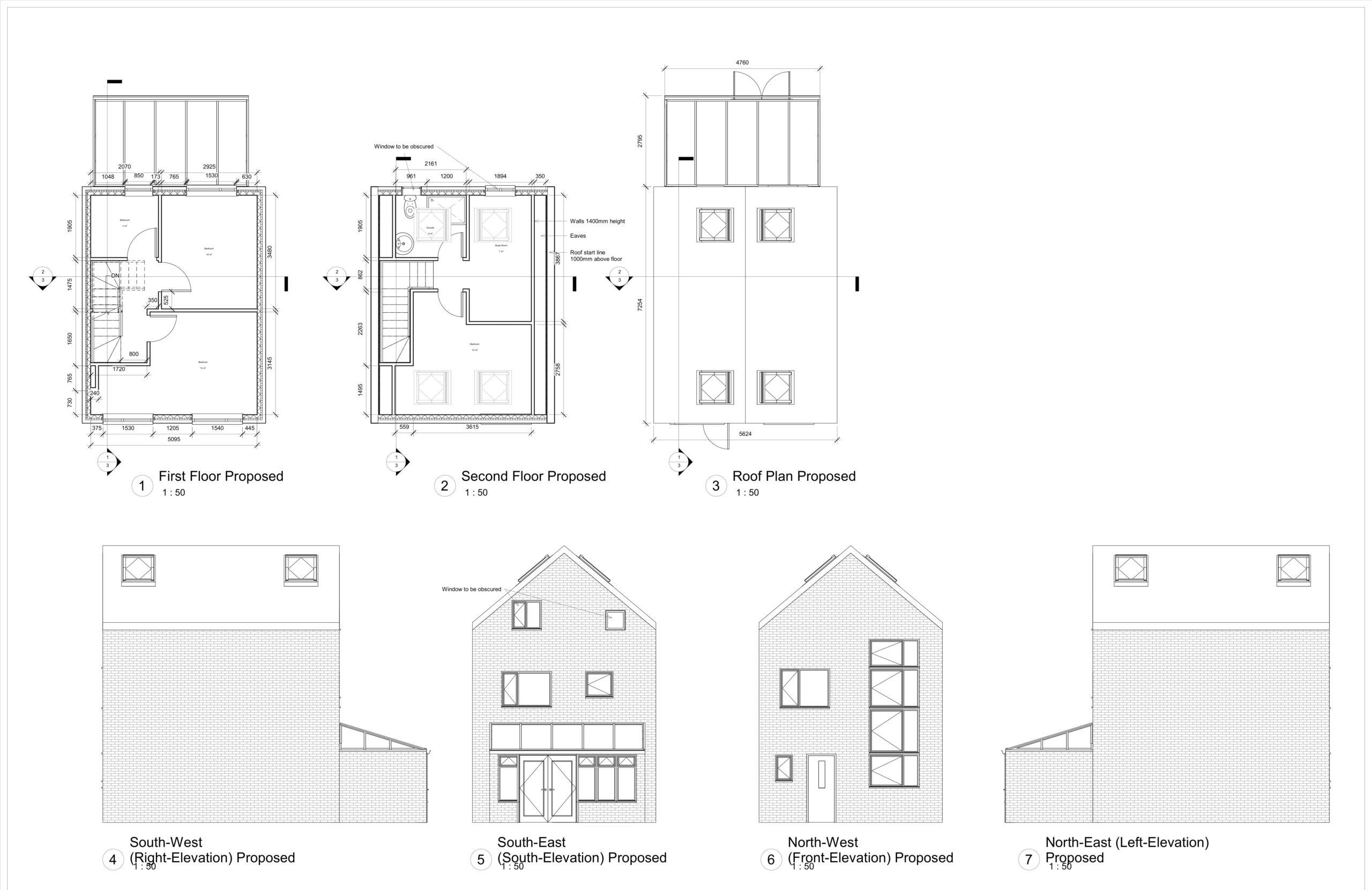 Shiers Avenue, Dartford – Loft Conversion