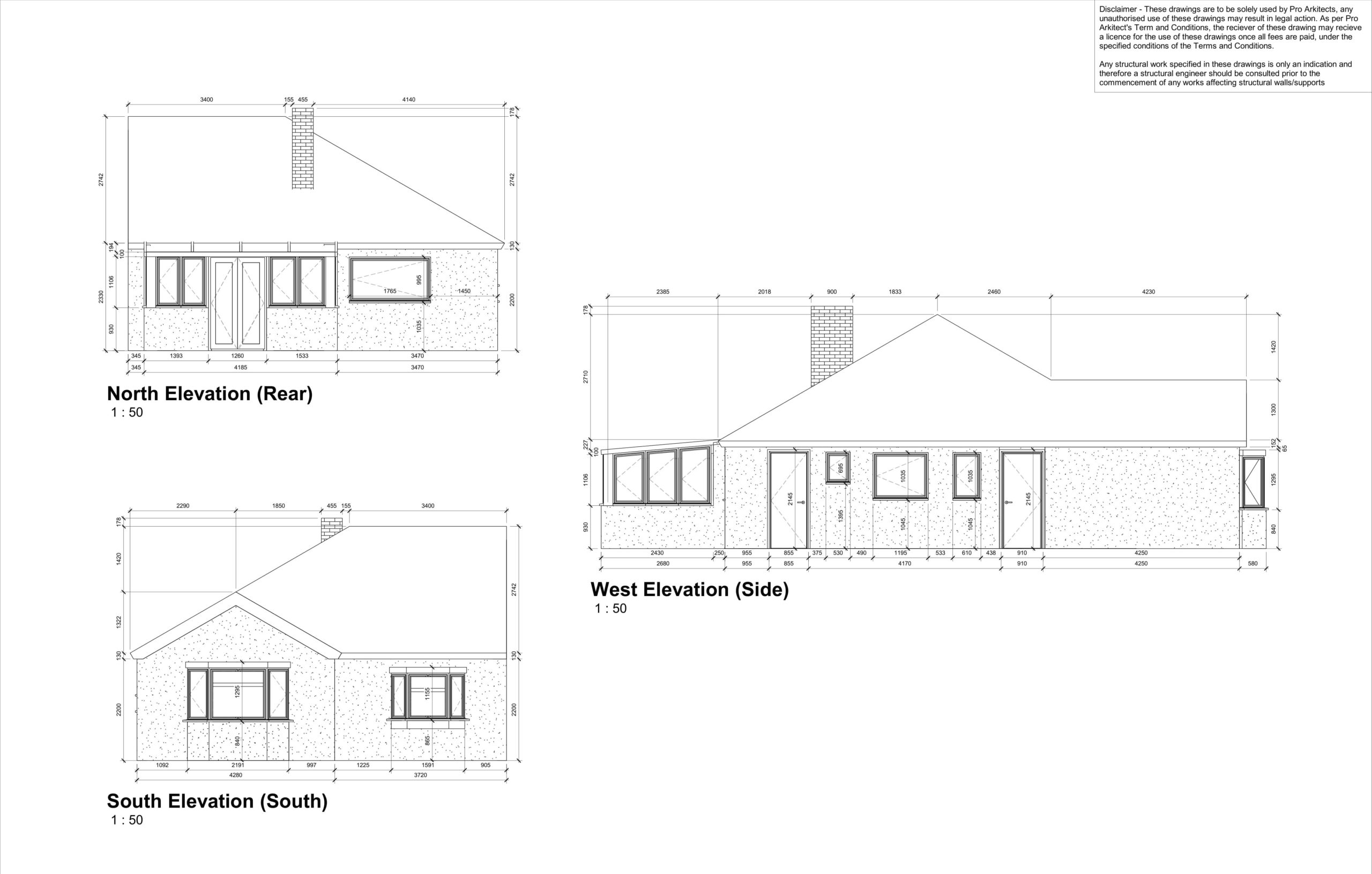 Lancaster Gardens, Birchington – Rear Extension