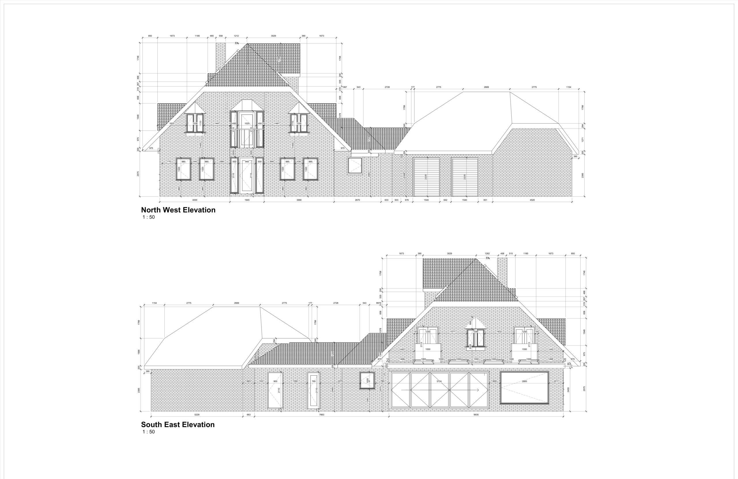 Clay Hall Lane, Suffolk – Rear Extension
