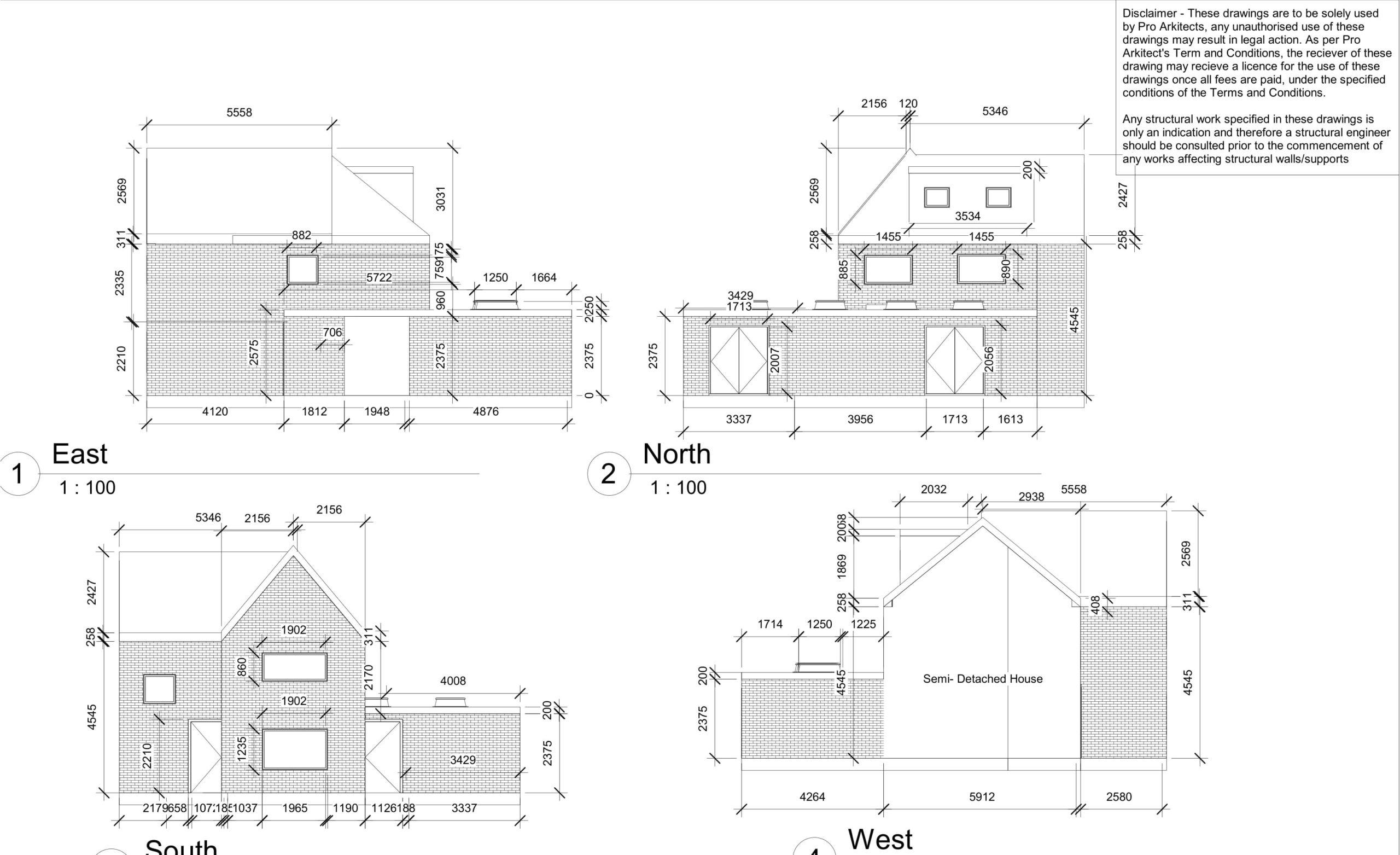 Oaklands, Ashford – Rear Extension & Loft Conversion