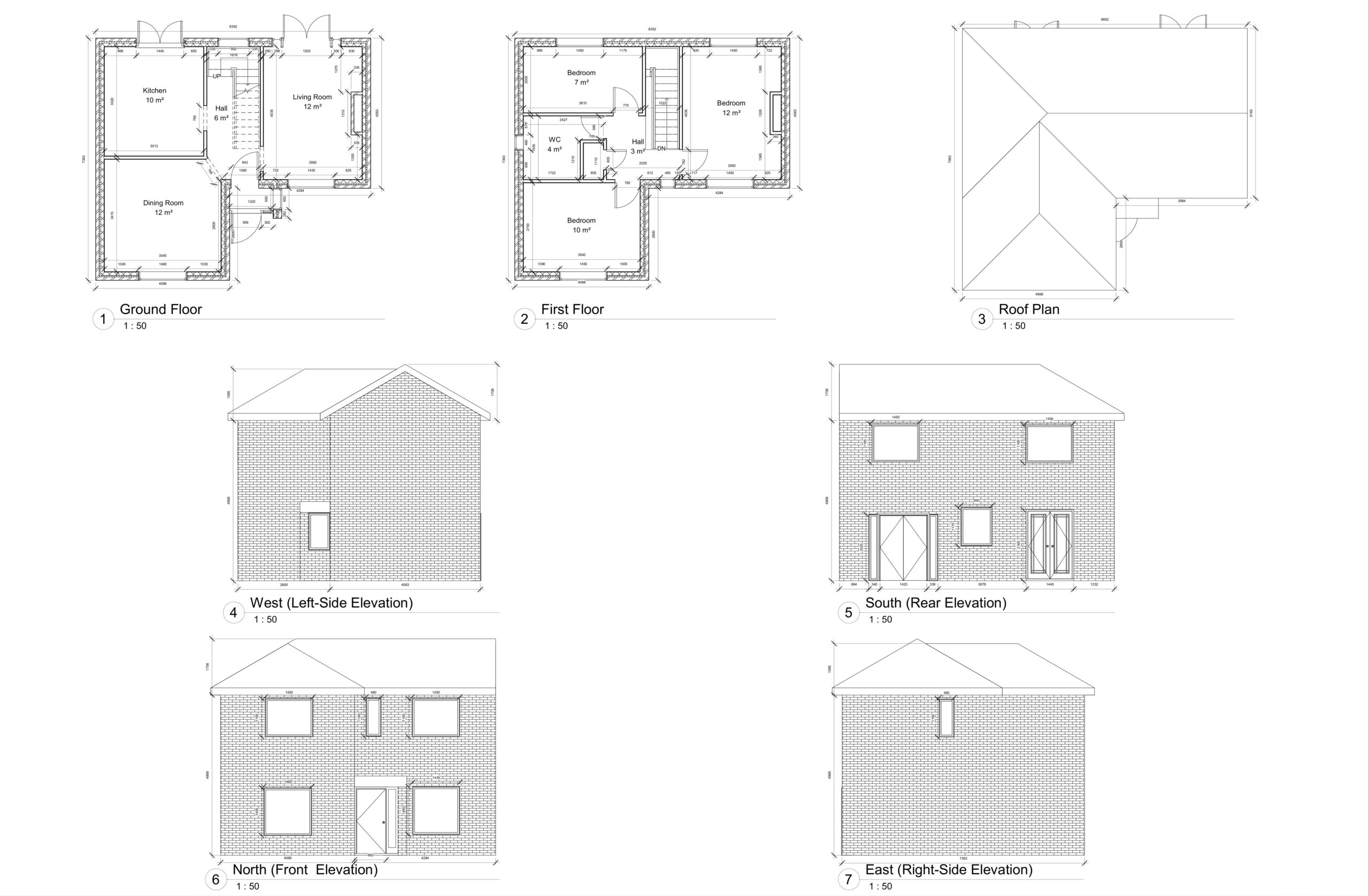 Eden Avenue, Chatham – Side and Rear Extension