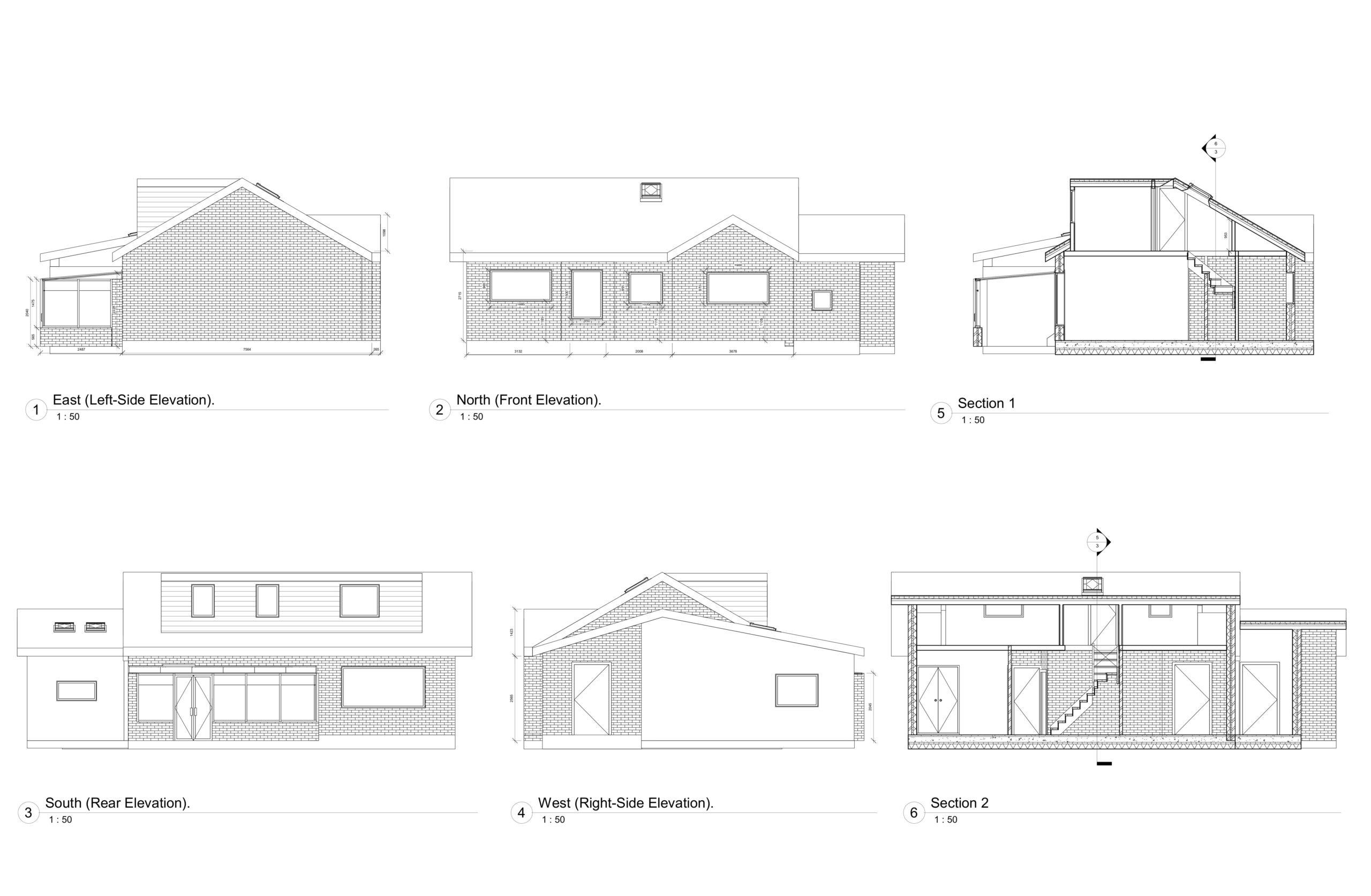 Orchard Drive, Ashford – Side Extension, Garage Conversion and Loft Conversion