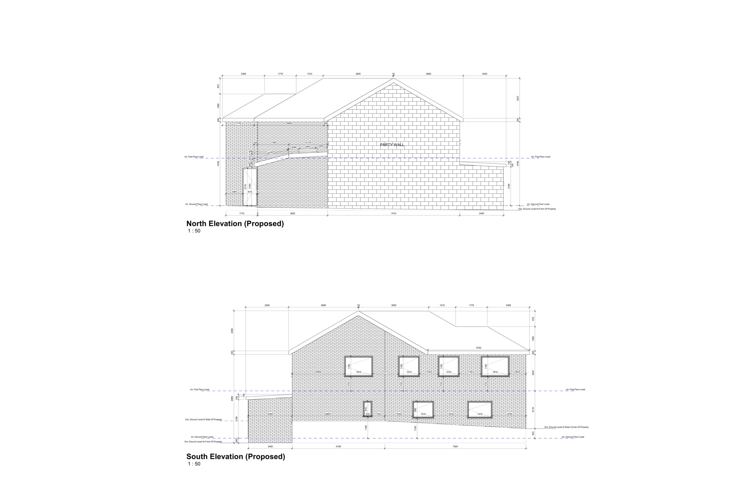 Shelton Close, Tonbridge – Extension and Conversion